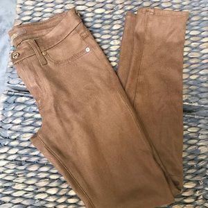 7 For All Mankind Sued Stretch Pants